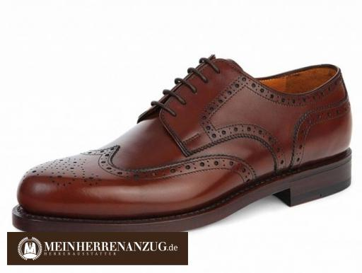 Herrenschuh Prime Shoes Linz calf cuoio